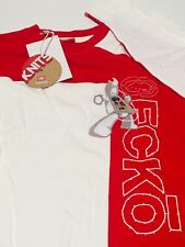 """ECKO UNLTD. L/S """"BK Rhino"""" Knit Shirt sz M Medium Mens Graphic T Tee OOP NEW NWT"""