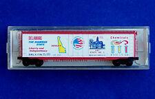 38070 BICENTENNIAL DE 1776  ~ 50' BOXCAR  ~  KADEE MTL  MICRO TRAINS N SCALE