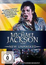 The Michael Jackson Story New Unmasked - DVD - OVP NEU