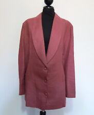 Trussardi Women's Jacket Linen Flax Woman Jacket SZ.L