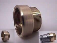 Microscope Objective Lens Adjustable Extension Adapter
