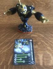 Legendary Bouncer Skylander Giants Rare Figure Card