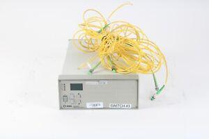 JDSU Sb1c40084 + 27cf003fa Sb Séries Programmable Fibre Optique Interrupteur
