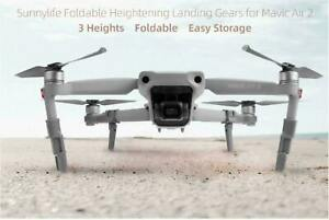 SunnyLIFE DJI Mavic Air 2 / Air 2S Faltbares Landegestell Foldable Landing Gear