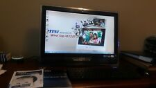 MSI Windtop Series All in One Touch Screen Desktop Computer AE2220