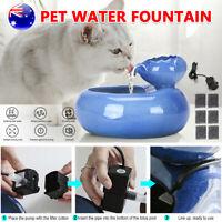 Dog water bottle dog bowl dog water dispenser cat bowl cat pet water fountain