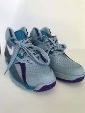 NIKE Air Trainer SC Bo Jackson Blue, Turquiose & White Shoes Size 7.5