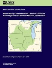 Water-Quality Assessment of the Cambrian-Ordovician Aquifer System in the...