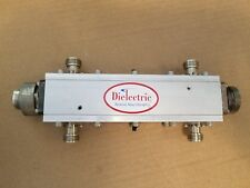 Dielectric Microwave Precision High Power Directional RF Coupler Transmitter HAM
