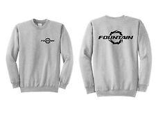 Fountain Boats Sweatshirt