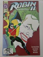 ROBIN II THE JOKER'S WILD #1-4 (1991) DC COMICS CHUCK DIXON KEVIN MAGUIRE COVERS