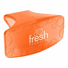 Fresh Products Eco-Fresh Bowl Clip, Fresh Mango Scent, Orange | 12/Box