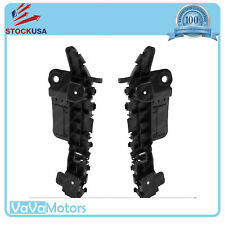 Fits 2011 2015 Chevy Cruze Front Bumper Support Mounting Brackets Pair 2pcs Fits 2012 Chevrolet Cruze Lt