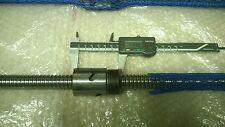 Ball screw F.L.I. BSHR 2005 + Screw R2005C7