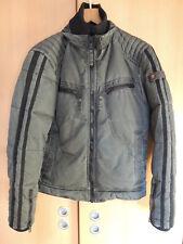 Strellson Bullet 2-W Daunen Jacke Gr. 46 * Biker Herren Premium Sportswear