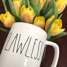 Rae Dunn FLAWLESS Mug Farmhouse Summer Home Decor Coffee Cup Gift