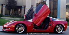 Chevy Corvette C6 2005-2013 Vertical Doors Lambo Kit - IN STOCK!  -$200.00