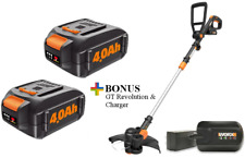 WORX Buy (2) 20V Batteries, Get FREE GT Cordless Revolution & Charger! (WG170.1)