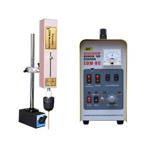 Portable EDM Tap Remover Tap Disintegrator/Tap Burner/ Spark Eroder EDM-8C