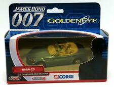 James Bond Corgi Diecast BMW Z3 Goldeneye 007 James Bond