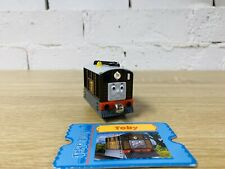Toby & Collectors Card - Thomas Take N Play/Take Along Die Cast Trains