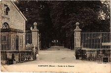 CPA MILITAIRE Sampigny-Entrée de la Caserne (316183)