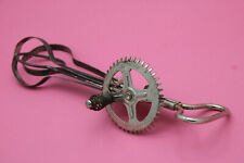 """Vintage Egg Beater Flour Mixer A & J 1923 Made in U.S. America 10"""""""