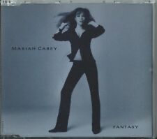MARIAH CAREY - FANTASY / (REMIXES) 1995 UK 5 TRACK CD SINGLE PART 1