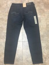 New Silver Jeans Womens Suki Ankle Skinny Jeans Size 28