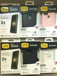 Otterbox Cases or Screen Protector for Google Pixel 4a 5G or Google Pixel 5