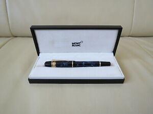 Montblanc Edgar Allan Poe Fountain Pen Limited Edition of 17000