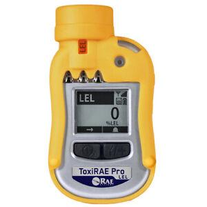 ToxiRAE Pro LEL Non-Wireless - Datalogging Gas Detector