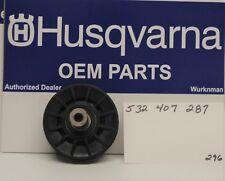 Genuine OEM Husqvarna 532407287 V Groove Idler Pulley FIts AYP Craftsman 407287