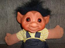 Dam Troll Spitzohr Zaubertrollmann 40 cm Puppe von 1993