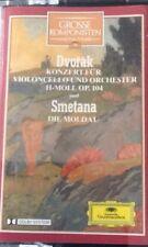 MC Grosse Komponisten und ihre Musik 38: Dvorak & Smetana - Die Moldau