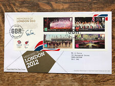 GB FDC 2012 Memories Of London 2012 Olympics, Tallents Pmk