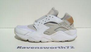 Nike Air Huarache 10 11 Rare 2000 Triple White 609020 191 OG Max 1 93 LE QS DS