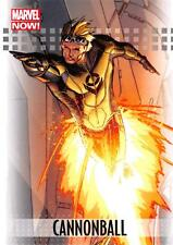 CANNONBALL / 2013 Marvel Now! (Upper Deck 2014) BASE Trading Card #19