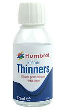 Humbrol - 125ml Enamel Thinners # 48011
