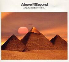 Above & Beyond - Anjunabeats 7 [New CD] NTSC Format, Spain - Import