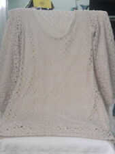 Unbranded Lace Cotton/Polyester Dresses for Women