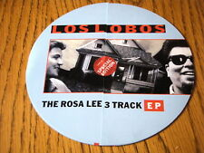 "LOS LOBOS - SET ME FREE (ROSA LEE)  7"" VINYL PS"