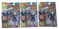 (3) Marvel Super Heroes Invisible Woman 5 Inch Vintage Action Figure 1994 ToyBiz