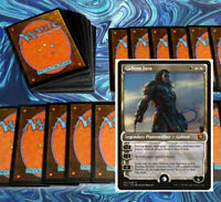 mtg WHITE DECK Magic the Gathering rares 60 cards gideon jura angel of invention
