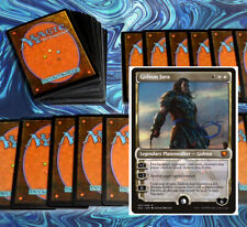 mtg WHITE DECK Magic the Gathering rares 60 cards gideon jura angel of invention