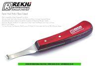 RAZOR-EDGE FARRIER  HOOF KNIFE, RIGHT HANDED (HKR-01)