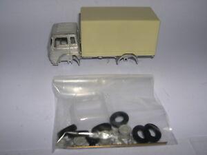 Promod Bedford TK Box Van long chassis kit PRK002