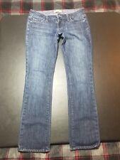 B13  Paige petite premium denim blue jeans size 28 Inseam 28