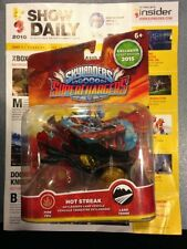 E3 EXPO 2015 SKYLANDERS SUPERCHARGERS HOT STREAK EXCLUSIVE LIMITED IN HAND