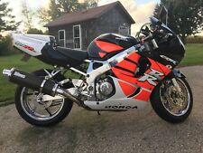 New listing 1999 Honda CBR